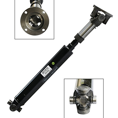 (CRS N93469 New Prop shaft/Drive Shaft Assembly, Front, for 1992-1994 CHEVY GMC K3500/ K2500 Suburban/ K1500 Suburban/Blazer/Yukon, 1988-1994 K2500/ K1500, Gas Eng, about 28 1/2