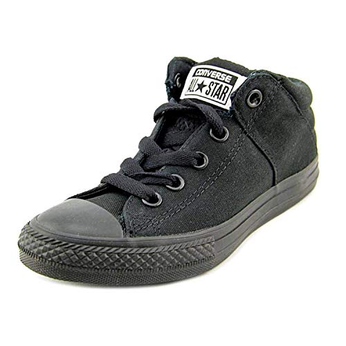 Taylor All Star Axel Mid (Little Big Kid), Black, 2 Youth ()