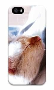 iPhone 5 3D Hard Case The Cat