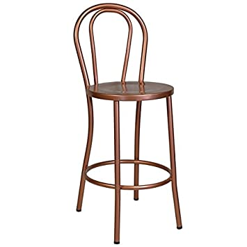Pleasant Amazon Com Design Tree Home No 18 French Cafe Counter Ncnpc Chair Design For Home Ncnpcorg