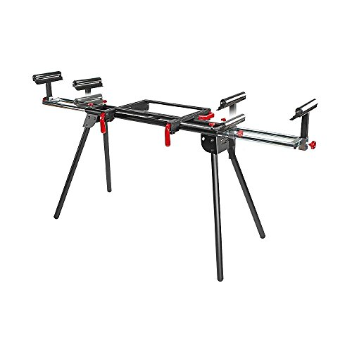 Craftsman 9-16491 Universal Miter Saw Stand with Adjustable Steel Rollers