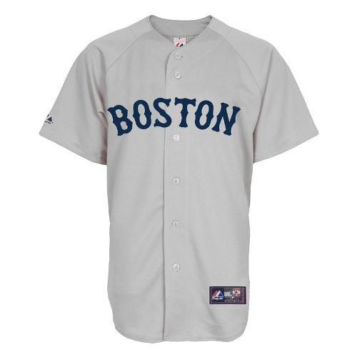 quality design 38888 e9a91 Buy MLB Men's Boston Red Sox David Ortiz Road Gray Short ...
