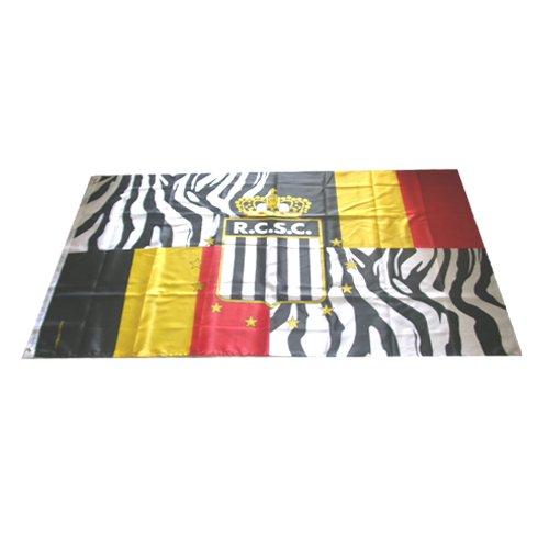 rcsc Sporting de Charleroi Flag Footbal Club Banner 3x5 Feet