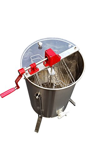 GOODLAND BEE SUPPLY Hardin Professional 2 Frame Manual Honey Extractor