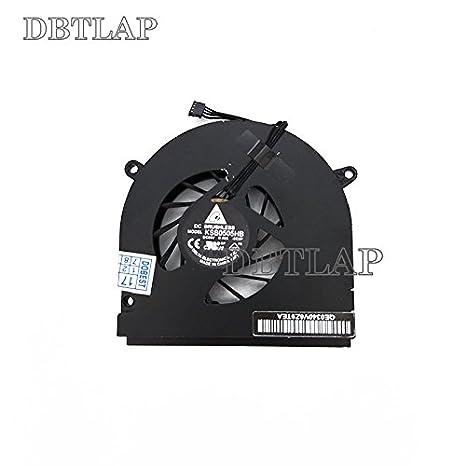 """DBTLAP Ventilador de la CPU del Ordenador portátil para Apple MacBook Pro 13"""" MB466 MB470"""