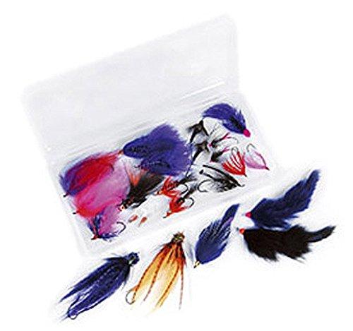 (Rainy's Alaska/Pacific Steelhead Fly Collection-24 Pack)