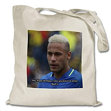 8857fbd3af0ea Star Prints UK Neymar - Brazil - PSG - Paris Saint Germain 3 ...