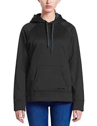 Baleaf Women's Thermal Fleece Running Hoodie Pullover/Full Zip Sweatshirt