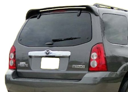 Accent Spoilers - Spoiler for a Mazda Tribute Factory Style Spoiler-Lapis Blue Paint Code: 25V ()