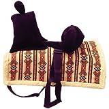 Cashel Daddle Saddle, Child Western Horse Toy Saddle ...