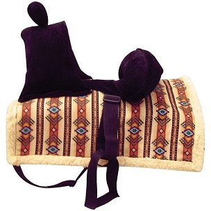 - Cashel Daddle Saddle, Child Western Horse Toy Saddle ...