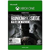 Tom Clancy's Rainbow 6 Siege: Year 4 pass - Xbox One...