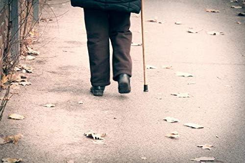 Replacement Walking Stick Trekking Hiking Pole Rubber Ferrule Large