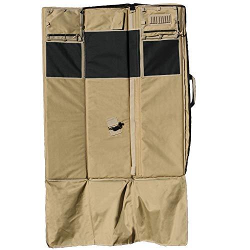 Galati Gear Deluxe Shooters Mat (Desert Tan, 48-Inch)