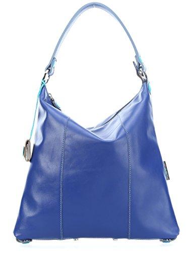 Gabs Basic Sofia M Beuteltasche blau