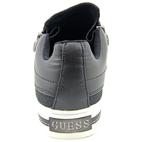 Denk Dat Vrouwen Zanna Lage Top Rits Mode Sneakers Zwart