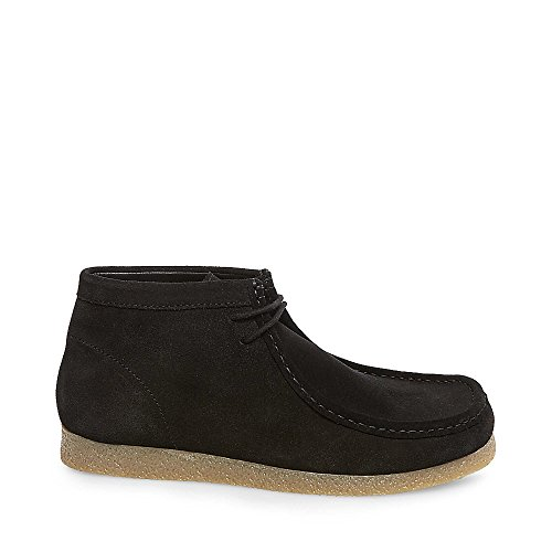 High Boot Black Madden Steve Ankle Suede Men's Suede Troy YwXwgOq