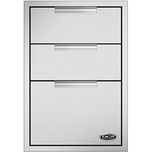 DCS Triple Tower Drawer (71157) (TDT1-20), 20-Inch