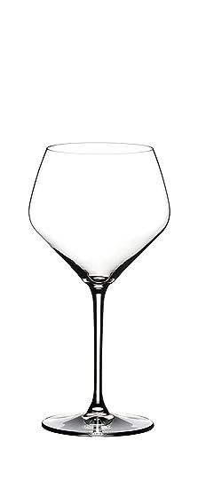 Juego de 4 Vasos de Cristal con pajitas Cortas de Acero Inoxidable Riedel Gin Tonic