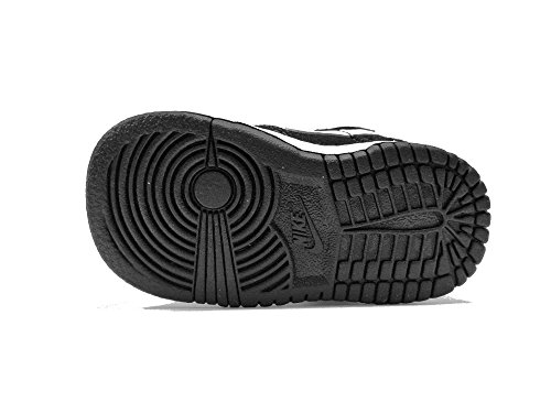 Pictures of Nike Little Dunk Low (TD) Black/White 887223747277 (6c) 2