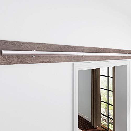 Rueda de radios para puerta corredera (acero inoxidable, acero cepillado): Amazon.es: Bricolaje y herramientas
