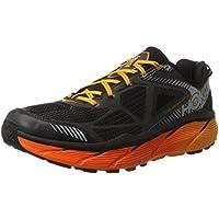 Hoka One One Challenger ATR 3 Trail Running Men's Shoes (Black/Orange)