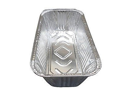 Durable Packaging Aluminum Bread Container product image