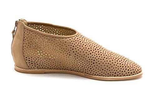 Stuart Weitzman Hombres Mazing Cerrado Dedo Del Pie En Los Zapatos Tan Nubuc