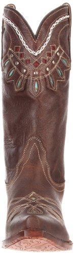 Vf6015 Saappaat Laman Suklaa Tony Rancho Naisten Boot wOIPT5qH