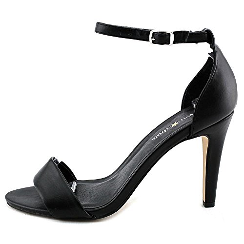 Strap 5 Ankle Open Size Toe Pumps Black Dials Seven 9 Classic Wickford Womens ZqAwYZ7np