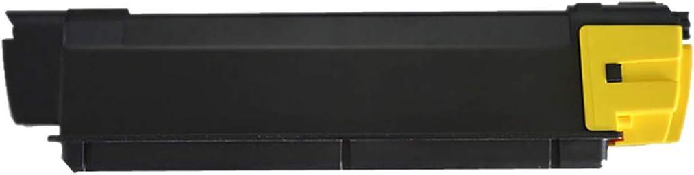 4colors Optional Genuine Consumables-4colors Compatible with Kyocera Fs-c2126 C2526 C2626 C5250dn Copier Toner Cartridge HHRONG Suitable for Kyocera Tk-590 Color Toner Cartridge