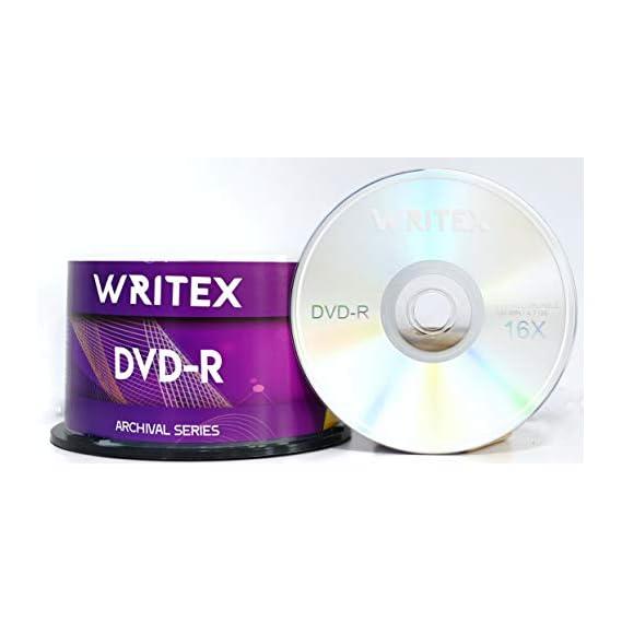 Philips 4.7GB DVD-RW 4X Speed 5 Pack Jewel Case DVD Rewritable DN4S4J01FN/97