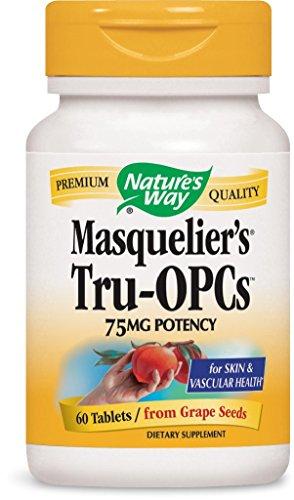 - Nature's Way Tru-OPCs 75mg, 60 Tablets