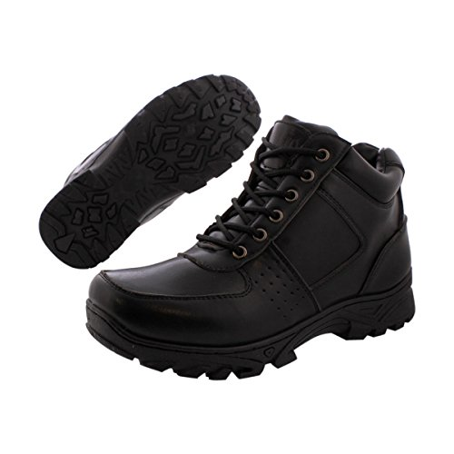 Gelato - Mens Moc Toe Boot - Nero