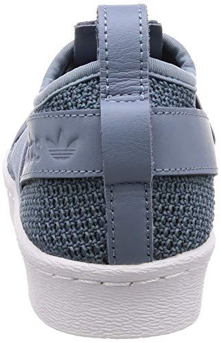 Femme Gymnastique Chaussures Superstar De W 0 Adidas grinat grinat Gris On ftwbla Slip ywaYqU0p