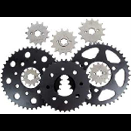 JT SPROCKET 45 TOOTH - Titanium 45 Tooth