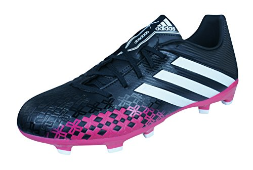 adidas Predator Absolado LZ TRX FG Mens Soccer Boots/Cleats -Black-27.5