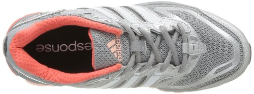 Performance 22 Pearl Glow W D67065 Grey Met S14 S14 Orange Laufschuhe Cushion Grau Damen adidas S14 Response Mid dqxWpdB
