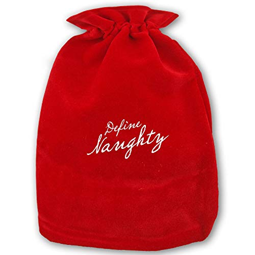 Santa Present Sack Bags Christmas Conort Floyd Mayweather Conor Bags Red Drawstring Bag, Standard Reusable Shopping Bags ()