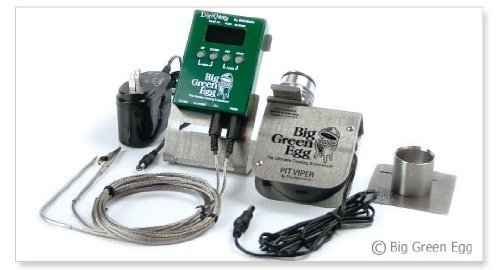 BBQ Guru DigiQ DX2 Kit for Big Green Egg