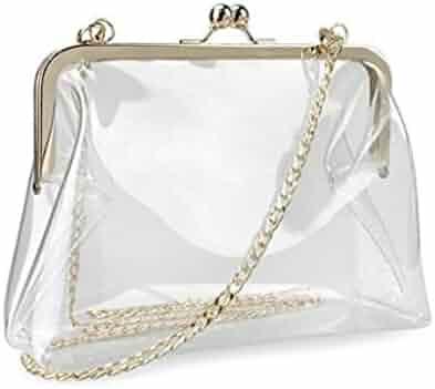 dfcb1ade8d39 Shopping 2 Stars & Up - Clear - Handbags & Wallets - Women ...