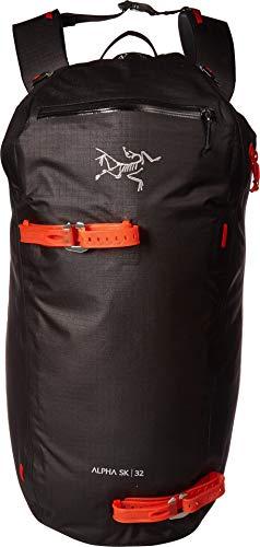 Arcteryx Tall Backpack (Arc'teryx Alpha SK 32 Backpack - Black)