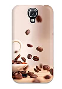 Galaxy Cover Case - Coffee Beans Protective Case Compatibel With Galaxy S4