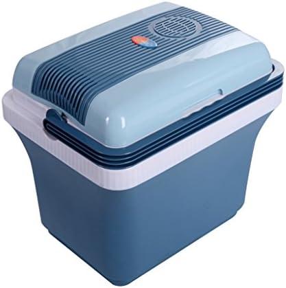 12V 28Lオートカー冷蔵庫|ミニトラベル冷蔵庫クーラーボックス多機能クーラーフリーザーウォーマー