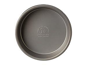 KitchenAid KBNSO06AG 6-Cavity Professional-Grade Nonstick Mini Angel Food Cake Pan