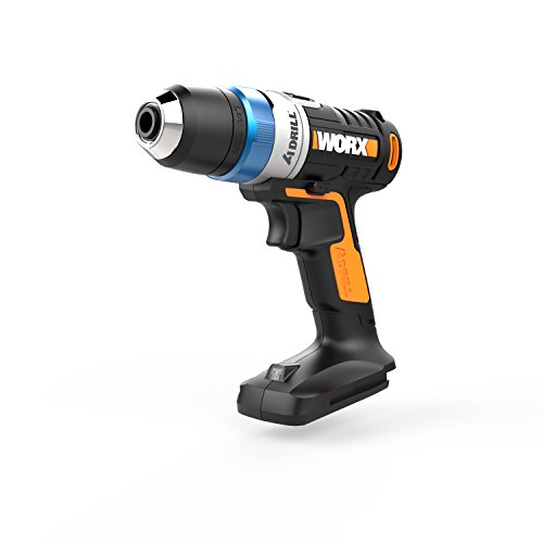 WORX WX178L.9 20V Max Advanced Intelligence Lithium-Ion Cordless LED Ai Drill Tool Only