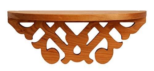 Jonathan Alden Floating Shelf in Solid Cherry, Porter Design