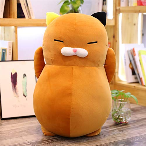 UBILILI Home - 60cm Soft Cat Plush Toys Stuffed Cute Cat Doll Lovely Animal Pillow Soft Cartoon Cushion Kid Gift - Pillows Animals Kids Dog Girls Covers Adults