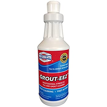 Grout Eez Grout Cleaner: Best Grout Cleaning Product To Clean Bathroom And  Kitchen Tile And Grout. Grout Eez Paired With Our Stand Up Grout Brush Will  Make ...