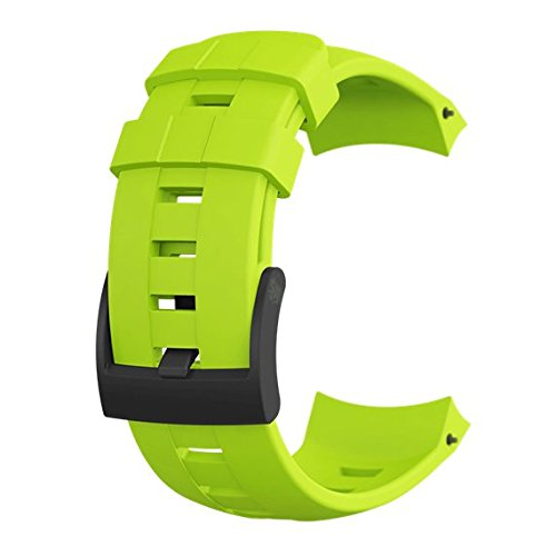 Suunto Ambit3 Vertical Silic Strap - SS022007000 (Lime - NS) by Suunto
